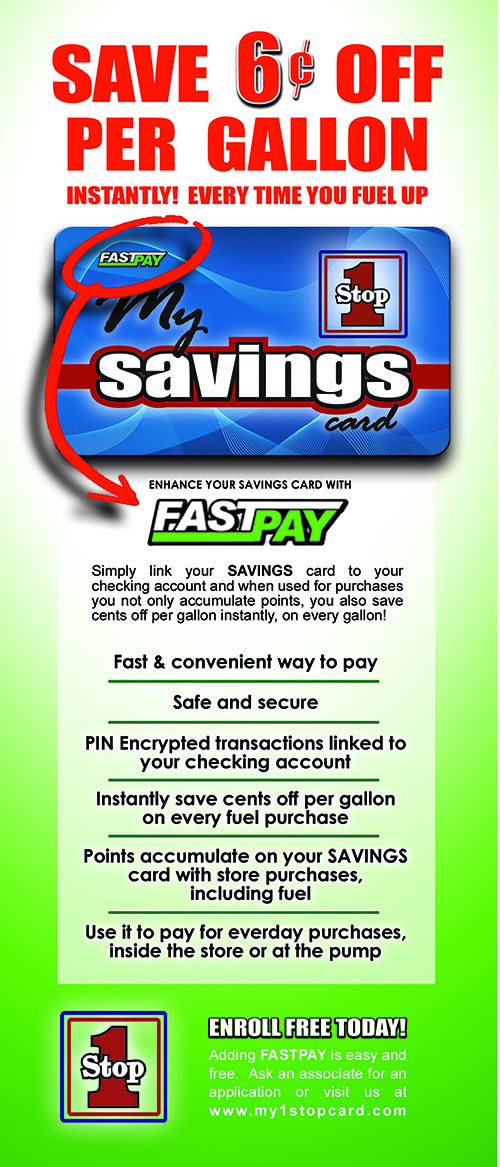 MY SAVINGS CARD - FASTPAY vertical